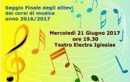 """Visualizza la notizia: Concerto conclusivo della Banda Musicale """"G.verdi"""""""