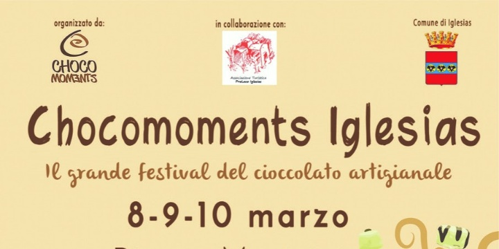 Festival del cioccolato: Chocomoments Iglesias 2019