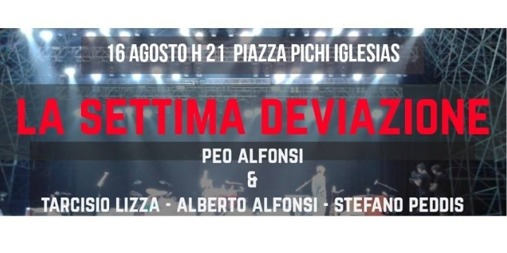 Peo Alfonsi&Friends in Concert
