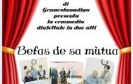 Visualizza la notizia: Festa di San Benedetto: COMMEDIA in sardo