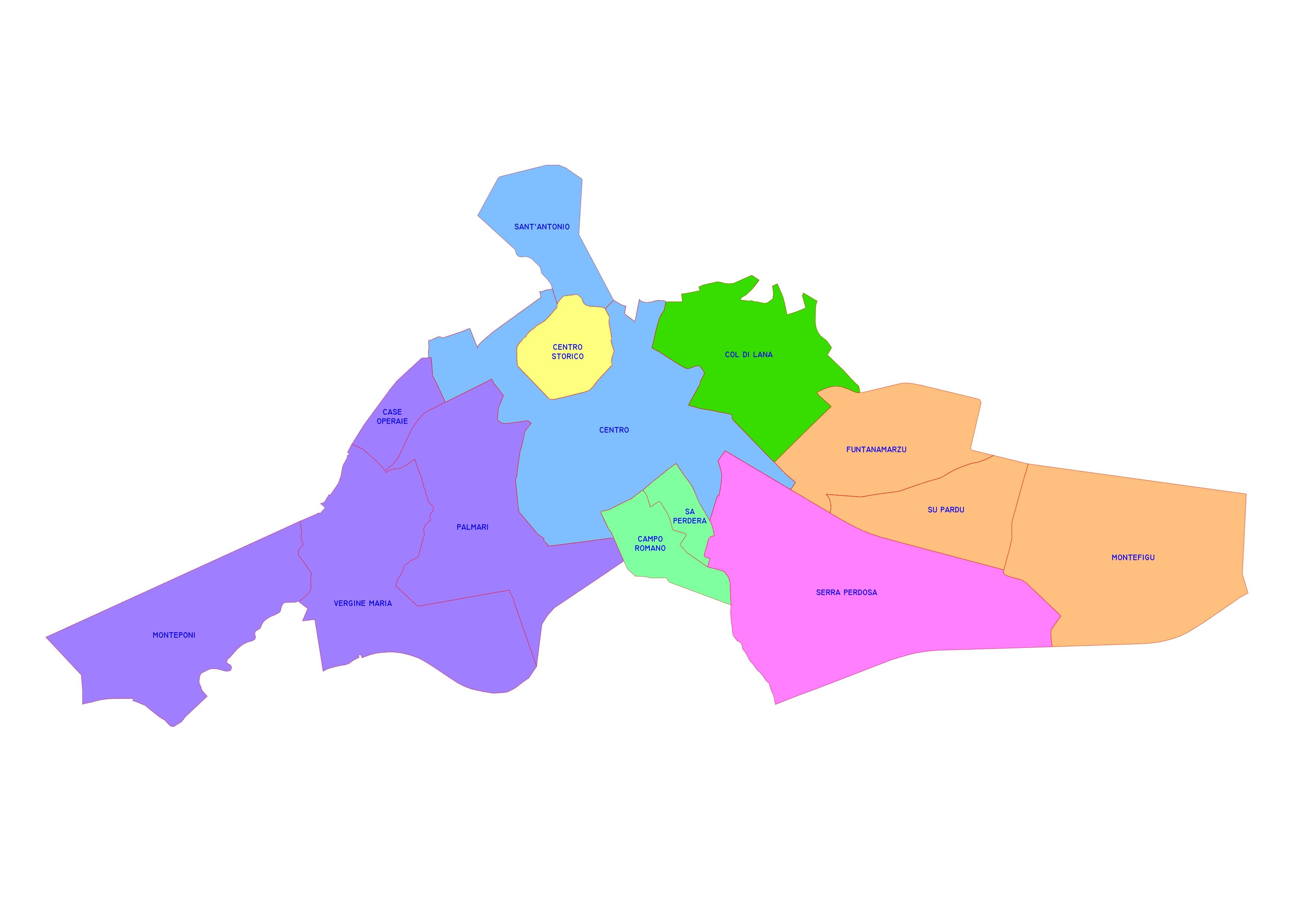 Calendario Elezioni.Comune Di Iglesias Rinnovo Comitati Di Quartiere